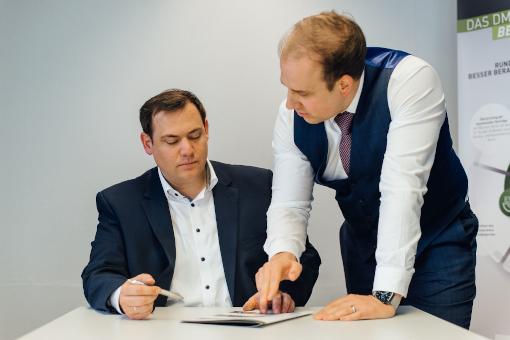 Versicherung Schorndorf - Teamfoto